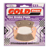 GOLDfren Disc Brake Pads